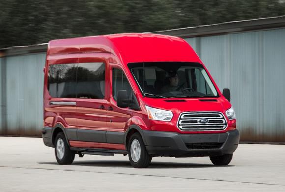 ford transit 350 wagon gets ecoboost v6 engine. Black Bedroom Furniture Sets. Home Design Ideas