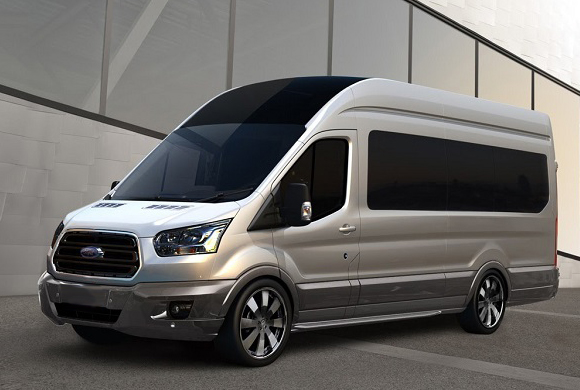 Upcoming Features Of The Ford Transit 2018