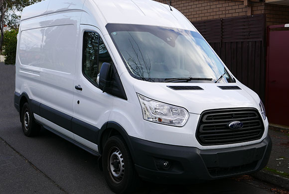 Ford Transit New Powerful Engines