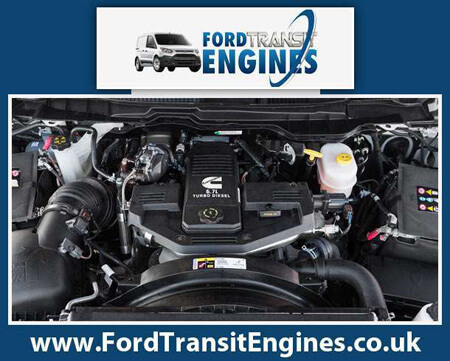 Engine For Ford Transit-Connect-Diesel-Van