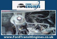 Engine For Ford Transit Diesel