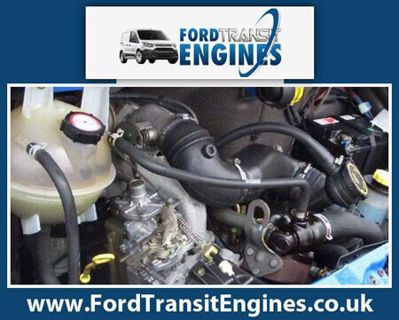 Engine For Ford Transit Petrol